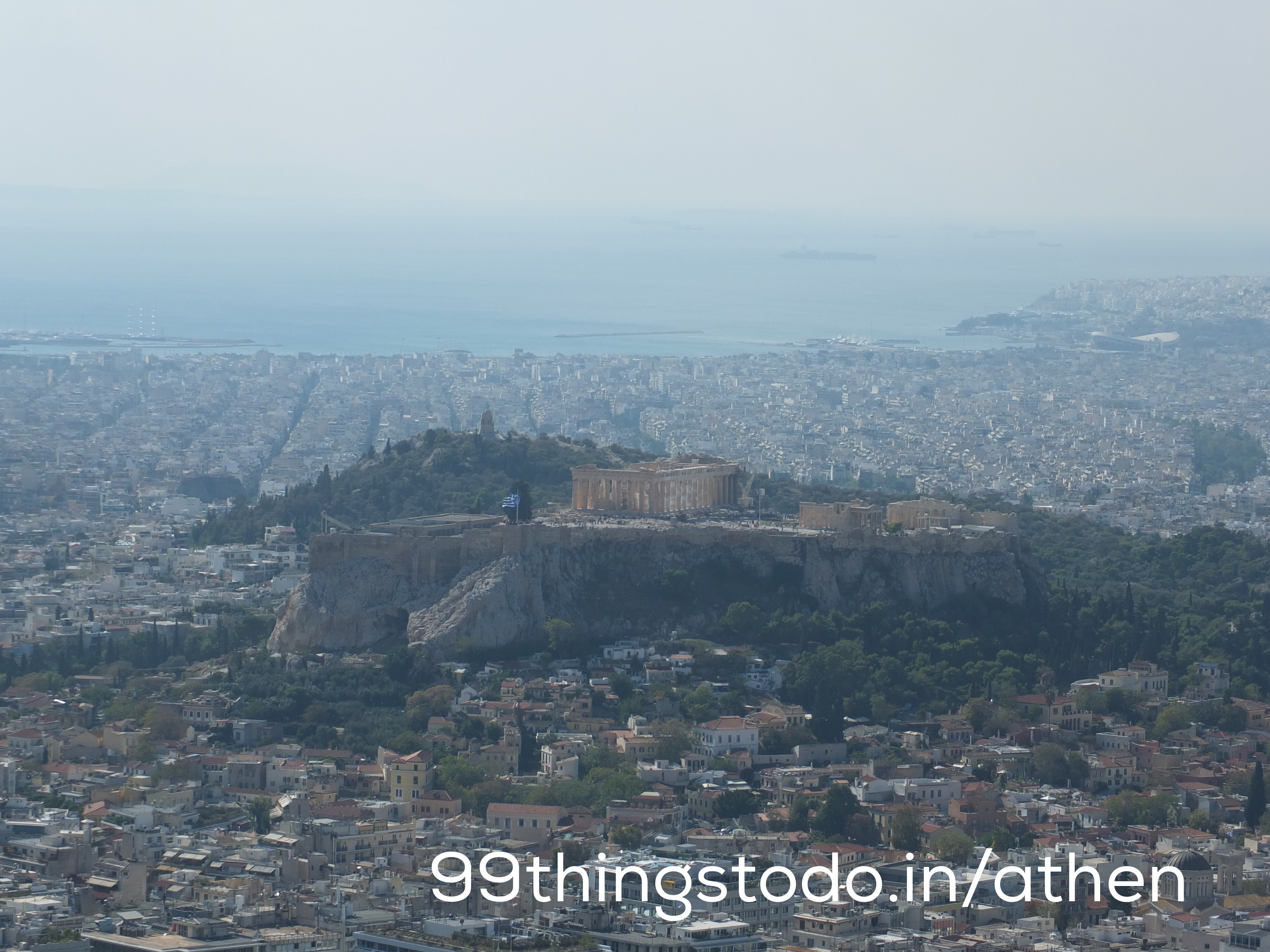 View on Akropolis